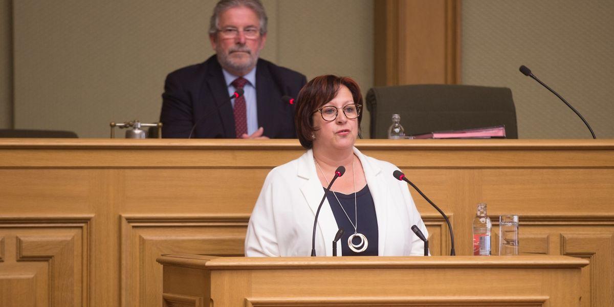 Simone Asselborn-Bintz ist mit Außenminister Jean Asselborn weder verwandt noch verschwägert.