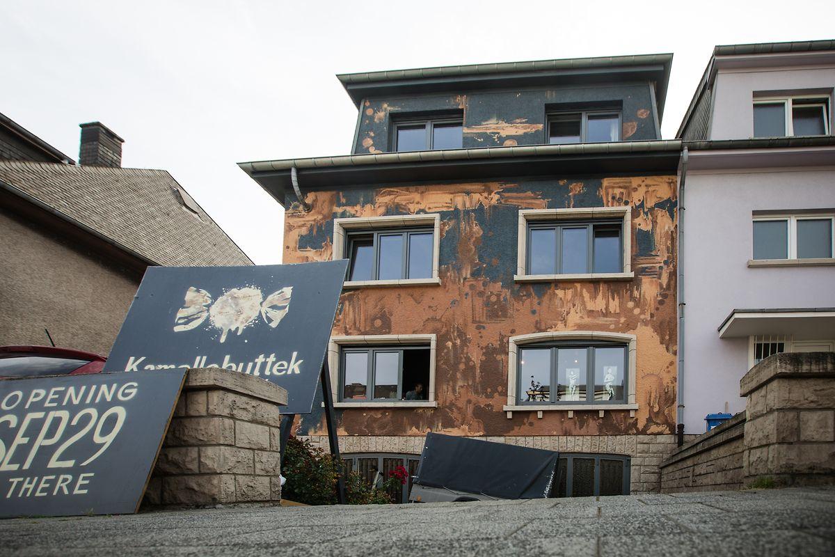 Même si l'empreintedes deux artistes est bien présente, Raphael Gindt a voulu préserver l'histoire et le cachet de la maison de sa grand-mère.