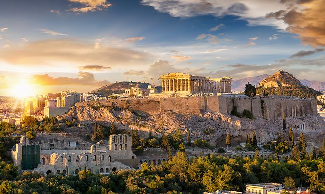 Archeological sites like the Parthenon are open again to tourists