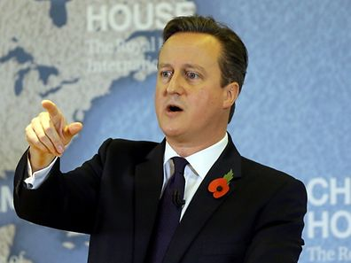 Cameron has said he hoped to make good progress with reforms of the EU when leaders from the bloc meet next month, but he gave no fresh sign of when he plans to hold Britain's EU membership referendum.