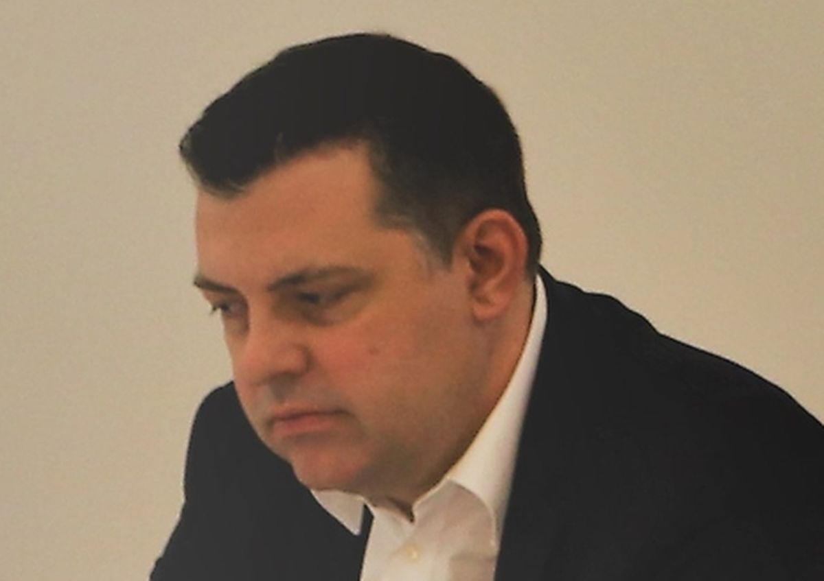 CSL-Direktor Sylvain Hoffmann
