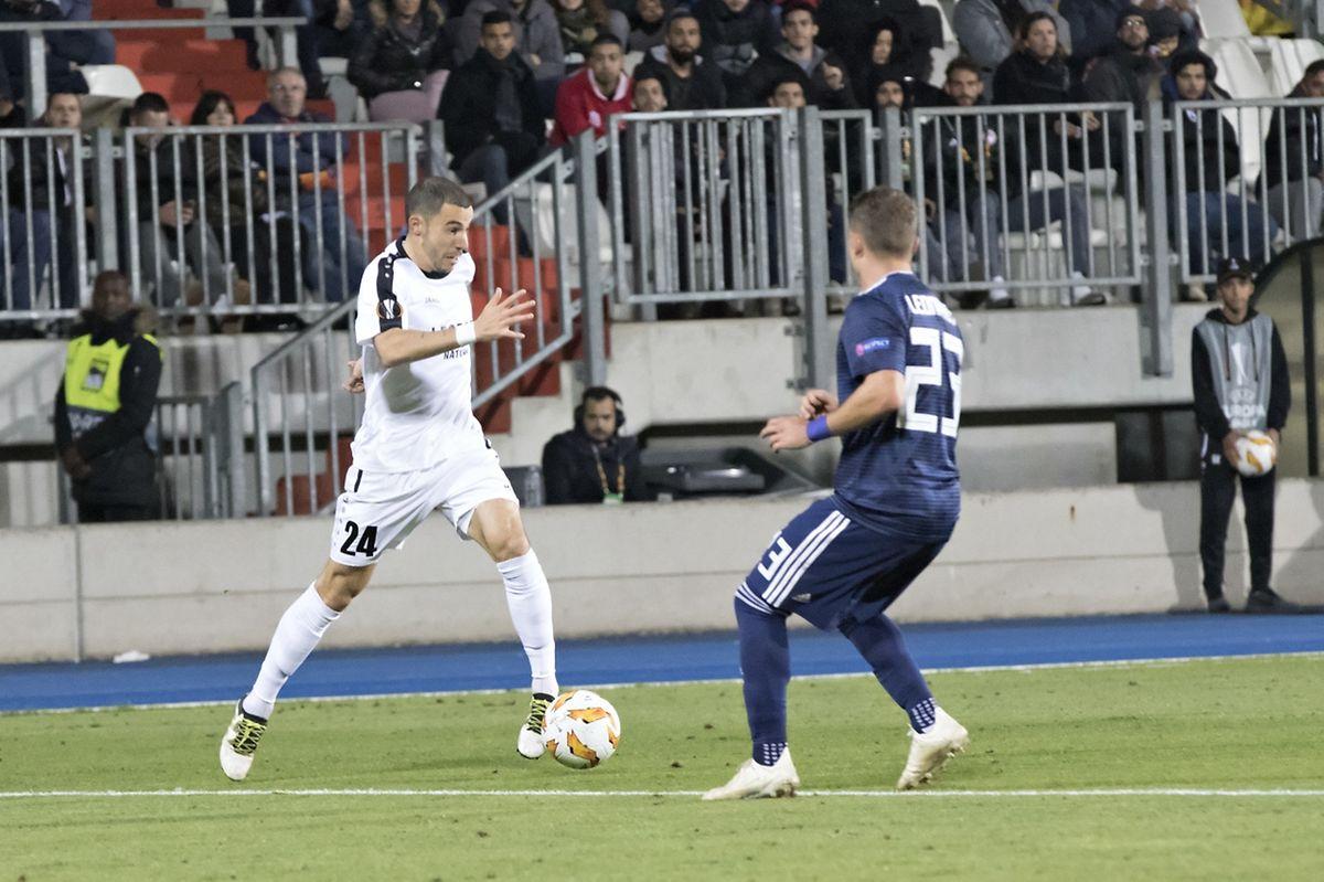 Edisson Jordanov et le F91 vont affronter un adversaire déterminé à empocher la totalité de l'enjeu.