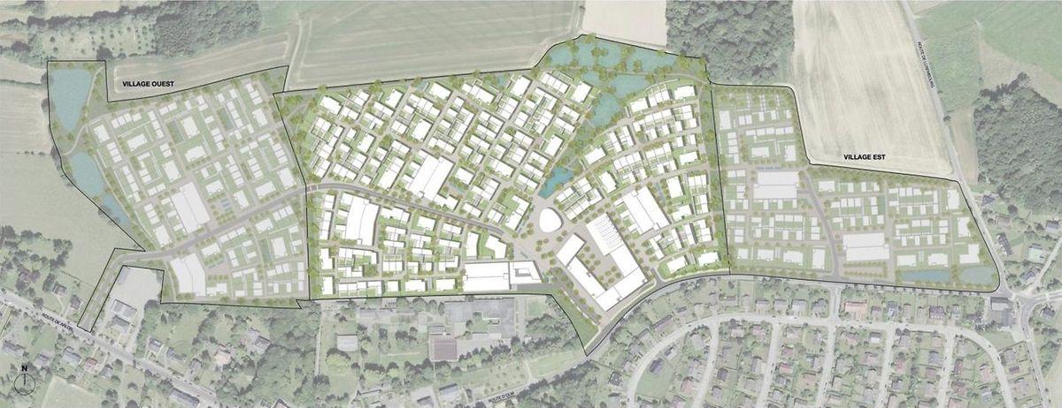 """Le projet Elmen veut construire le """"voisinage du futur"""""""