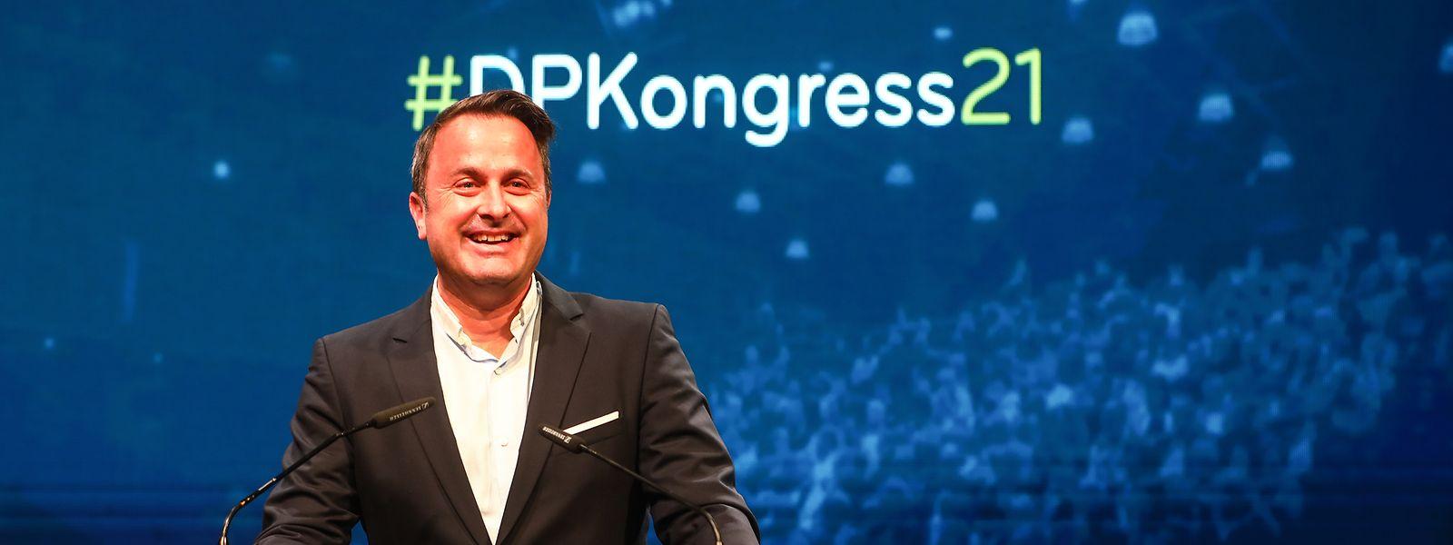 Avec 19,3% d'intentions de vote, le DP de Xavier Bettel assoit sa position de deuxième force politique du pays et distance un peu le LSAP. Le CSV, lui, continue de perdre sa position hégémonique.