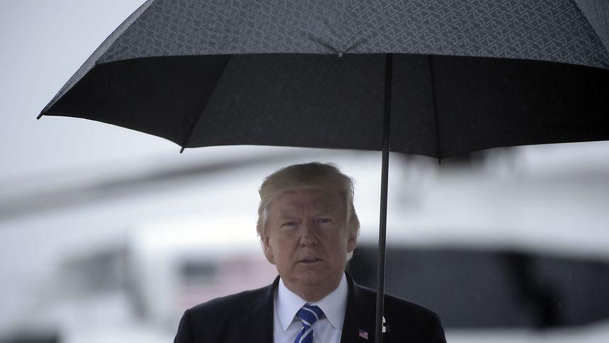 Trump und Kongress einigen sich auf Zwischenfinanzierung