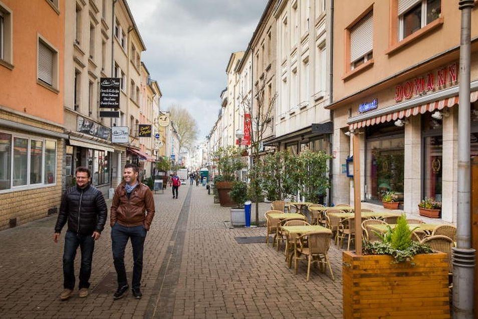 Einst war die Brillstraße für ihren mediterranen Flair bekannt. Wenn es nach dem Geschäftsverband geht, soll aus der ehemaligen Gastronomiemeile eine regelrechte Ausgehmeile werden.