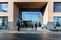 Privatschulen im Focus.hier : Ecole Européenne II,BertrangeFoto:Gerry Huberty
