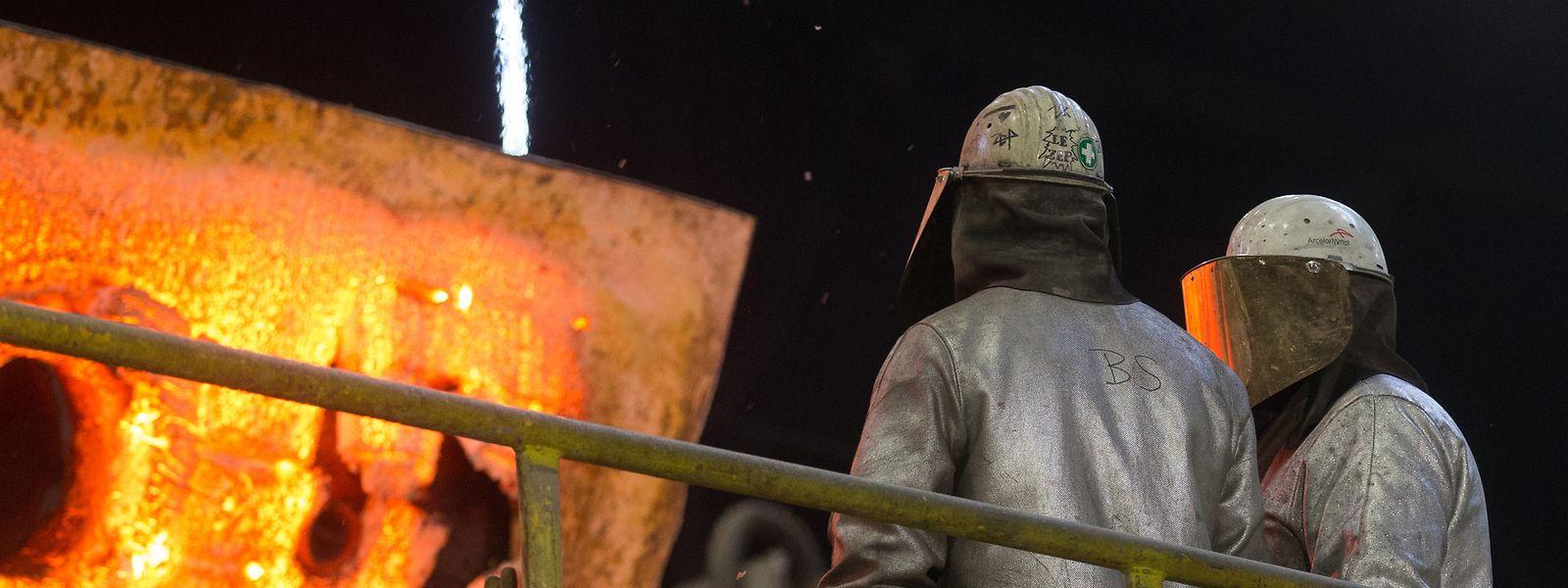 Les trois quarts des emplois menacés par la restructuration appartiennent aux cinq sites de production.