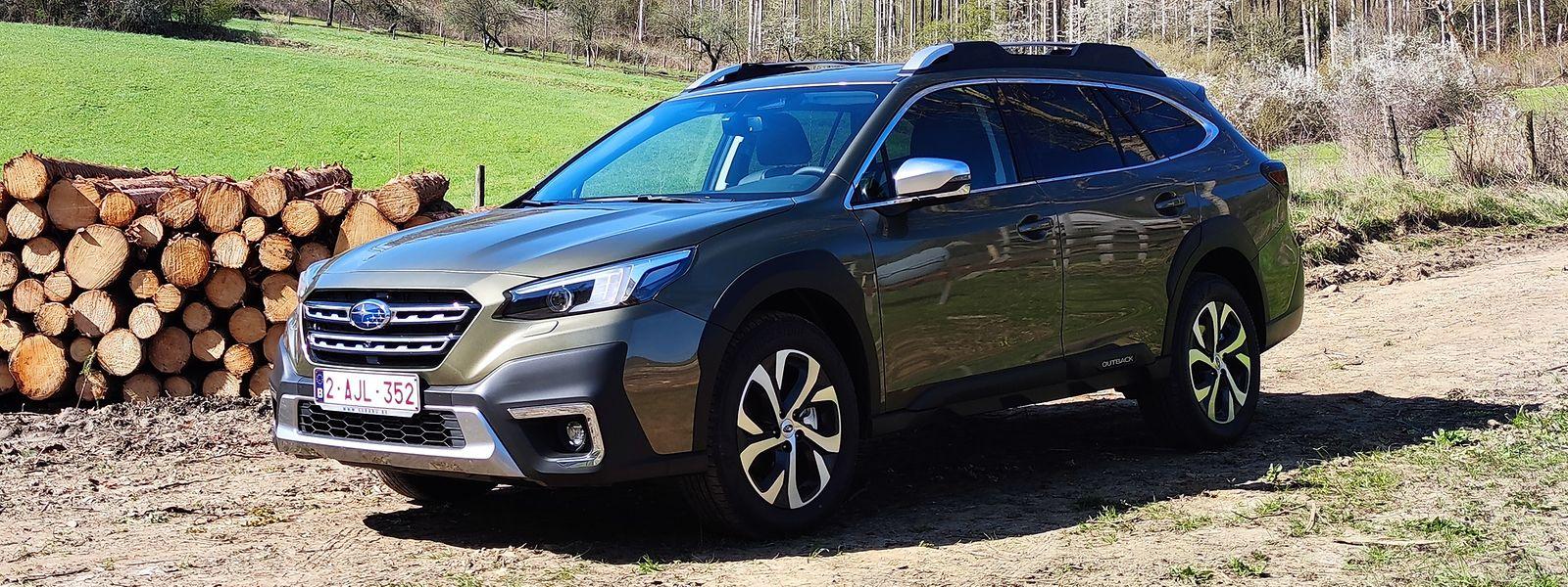 In der Comfort-Ausstattung gibt's den Outback mit dem neuen 2,5-Liter Benzin-Boxermotor, 169 PS und dem bewährten Allradantrieb ab 38.675 Euro.