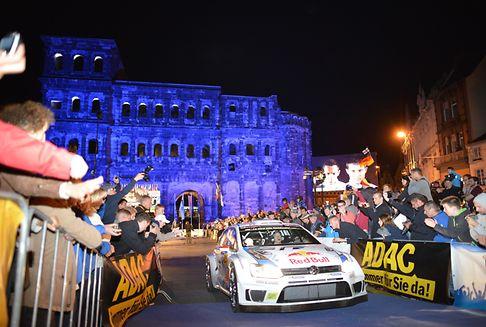 Rallye-Weltmeisterschaft: Deutschlandrallye künftig im Saarland
