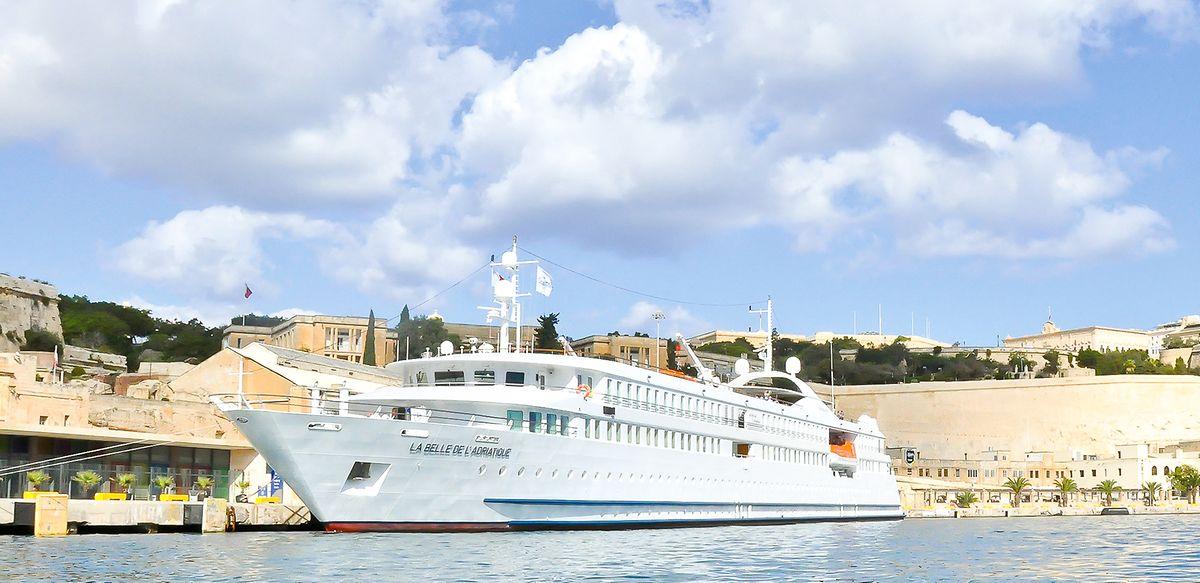Au départ de Dubrovnik, la Belle de l'Adriatique propose une nouvelle destination: l'Albanie, la Grèce (Corfou) et le Monténégro.
