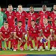 Die Luxemburger Mannschaft vergangenen Monat gegen Moldawien.
