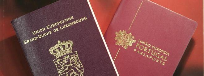 Os passaportes do Luxemburgo e de Portugal dão acesso a 172 países sem ser preciso visto