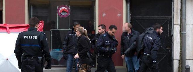 Von über 100 Verdächtigen aus dem G33-Haus wurden 18 als Straßendealer angeklagt.