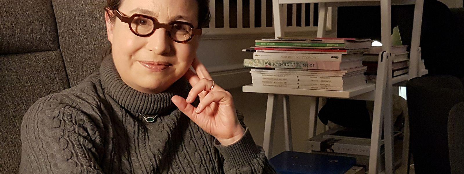 Nathalie Jacoby wird an der Spitze des nationalen Literaturzentrums das literarische Erbe Luxemburgs verwalten.