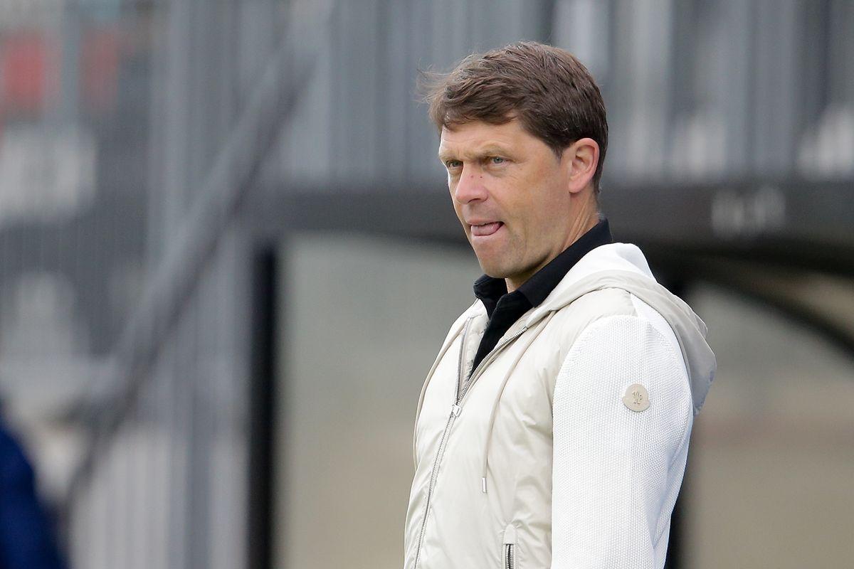 Nationaltrainer Luc Holtz sieht einen kämpferischen Auftritt seines Teams.