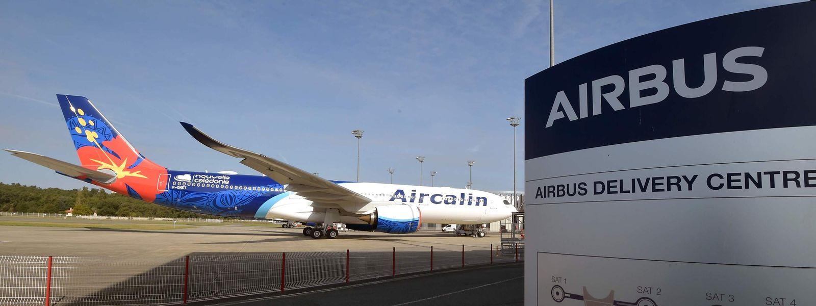Les Etats-Unis entendent sanctionner les États européens ayant notamment subventionné Airbus.