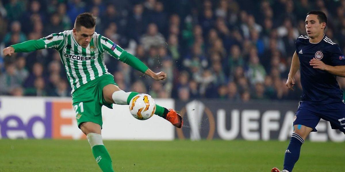Buteur en Coupe d'Espagne en semaine et en Liga dimanche, Giovani Lo Celso respire la confiance.