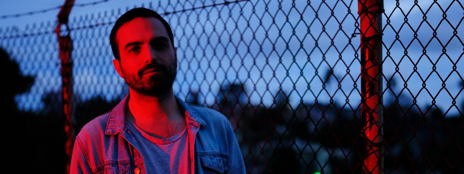 Antoine Honorez alias Napoleon Gold bekam für sein erstes Album Hilfe aus Luxemburg und den USA.