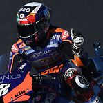 Miguel Oliveira conquista primeira 'pole position' em MotoGP