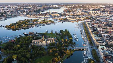 Wasserwelten: Inselhopping gehört in Stockholm mit seinen 14 Eilanden zum Alltag.