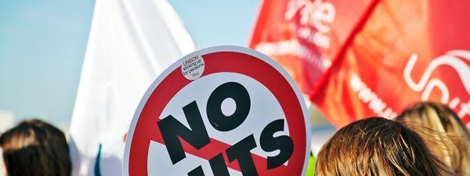 Protest gegen die Reform der Studienbeihilfen: Die Unel ruft die Schüler und Studenten des Landes zum gemeinsamen Streik auf.