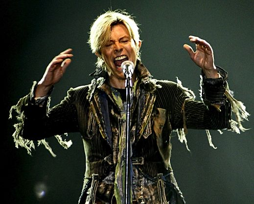 Singer Bowie has died after an 18-month battle with cancer, his official Twitter account announced on January 11, 2016.