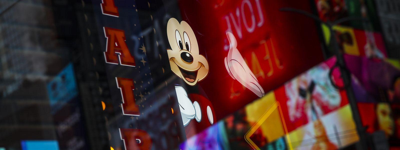 Le bénéfice net de Disney, au 3e trimestre de son exercice, était en chute de 51%.