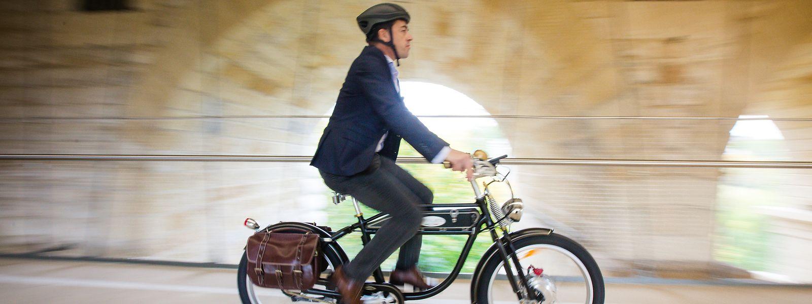 910 demandes d'aide de la part de nouveaux possesseurs de bicyclette à assistance électrique ont été enregistrées de janvier à juin 2019.