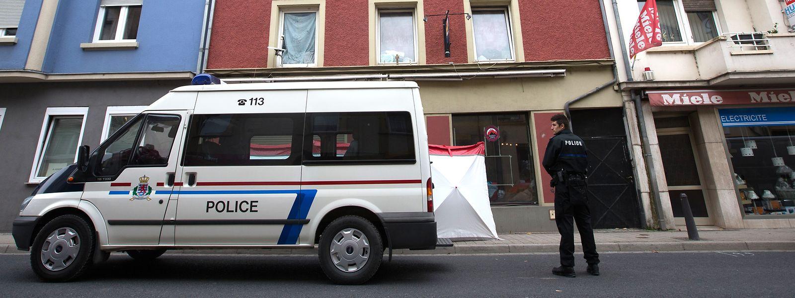 Die Drogenbande hatte ihr Hauptquartier in der Grand-Rue in Wasserbillig.