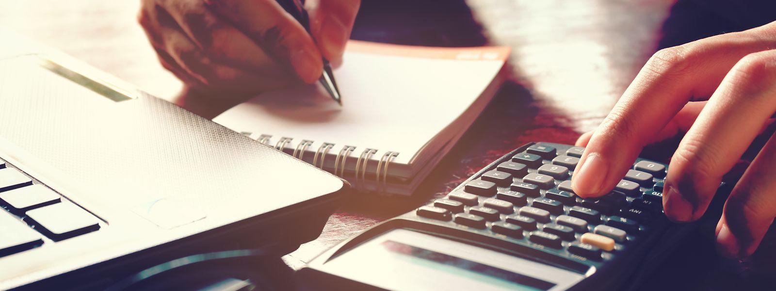 Les déclarations d'impôt peuvent également se faire en ligne via MyGuichet.lu.
