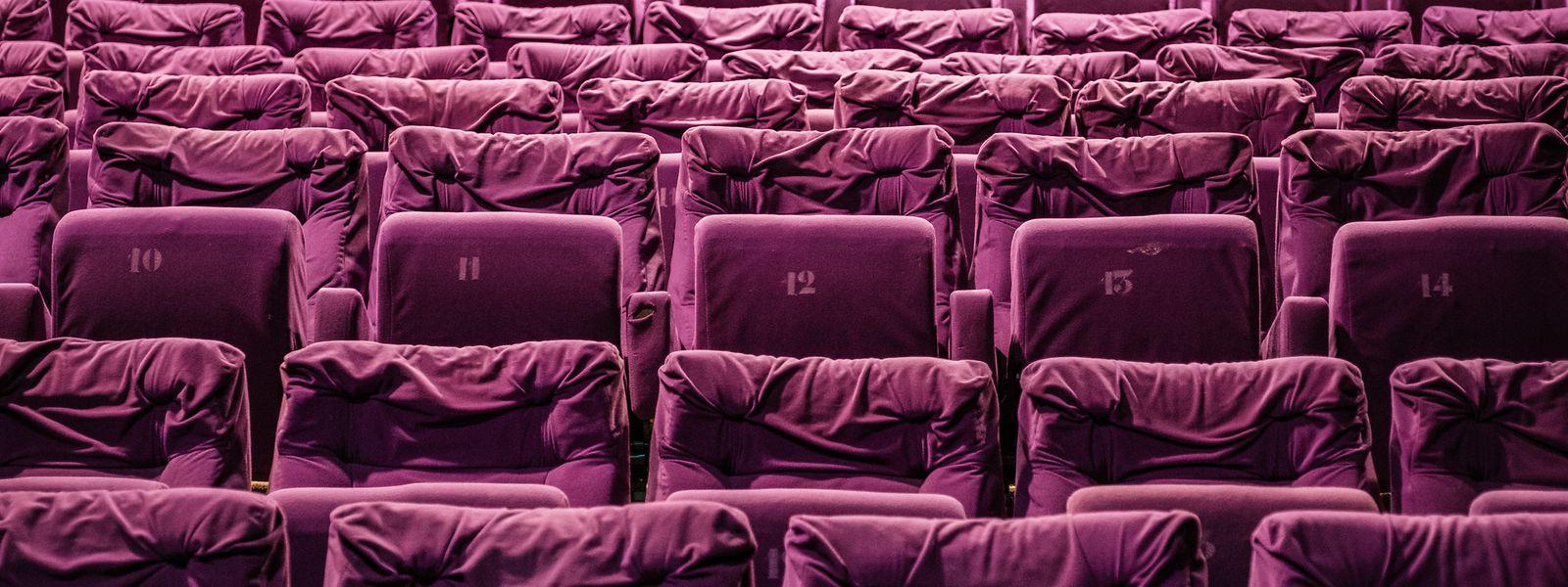 Ob die leeren Sitze des Escher Ariston wieder Zuschauer empfangen werden ist fraglich.