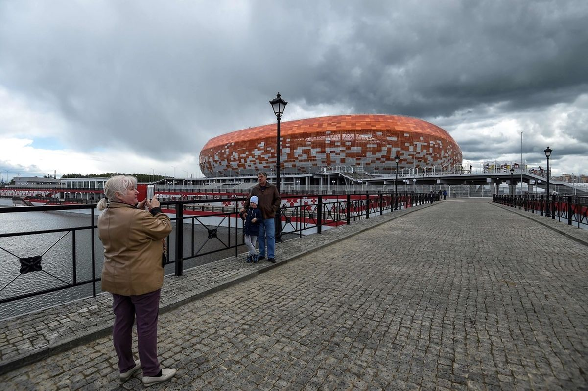 Mordovia Arena (44.000 places). Matchs disputés (4): Pérou - Danemark (16 juin), Colombie - Japon (19 juin), Iran - Portugal (25 juin), Panama - Tunisie (28 juin).