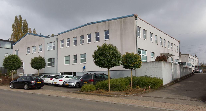 Visite au Centre national de recherche archéologique (CNRA) à Bertrange.