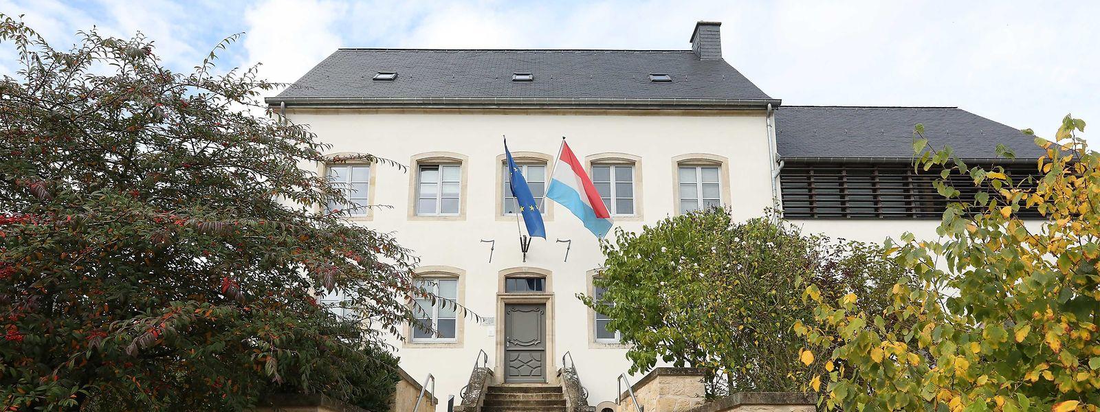 In das Rathaus in Tüntingen könnte nun wieder Ruhe einkehren.