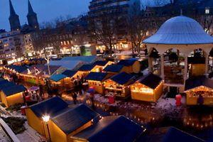 Em Dudelange há um Mercado de Natal medieval até domingo
