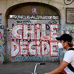 Chile vai às urnas este domingo decidir se quer nova constituição