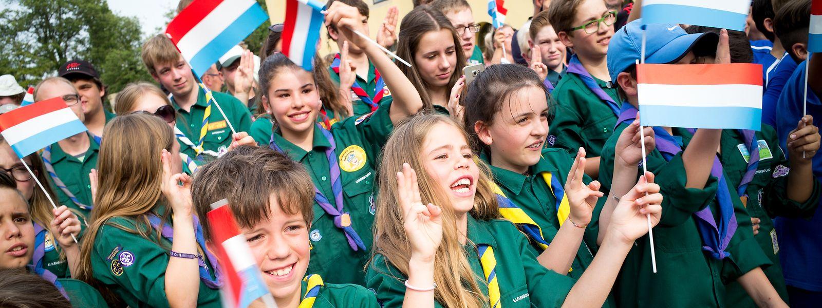 Vergangenes Jahr wurde 9.030 Personen die Luxemburger Staatsbürgerschaft zuerkannt.