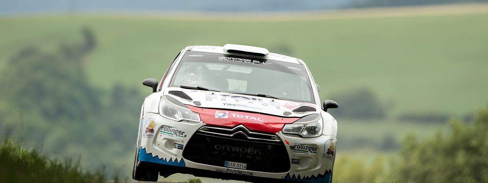Die Rallye Lëtzebuerg bietet spektakulären Motorsport.