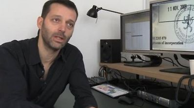 French journalist is Edouard Perrin