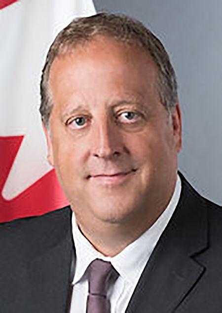 """Der kanadische Botschafter Denis Horak wurde zur """"unerwünschten Person"""" erklärt""""."""