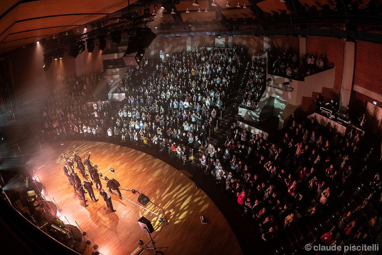 The 12 Tenors - Conservatoire de Luxembourg - Luxembourg - Ville - Conservatoire de Luxembourg - 20/01/2020 - photo: claude piscitelli