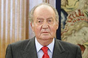 König Juan Carlos von Spanien denkt nicht an Rücktritt.