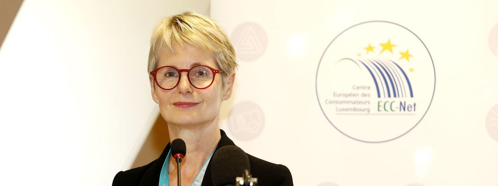 Karin Basenach est la directrice du CEC Luxembourg