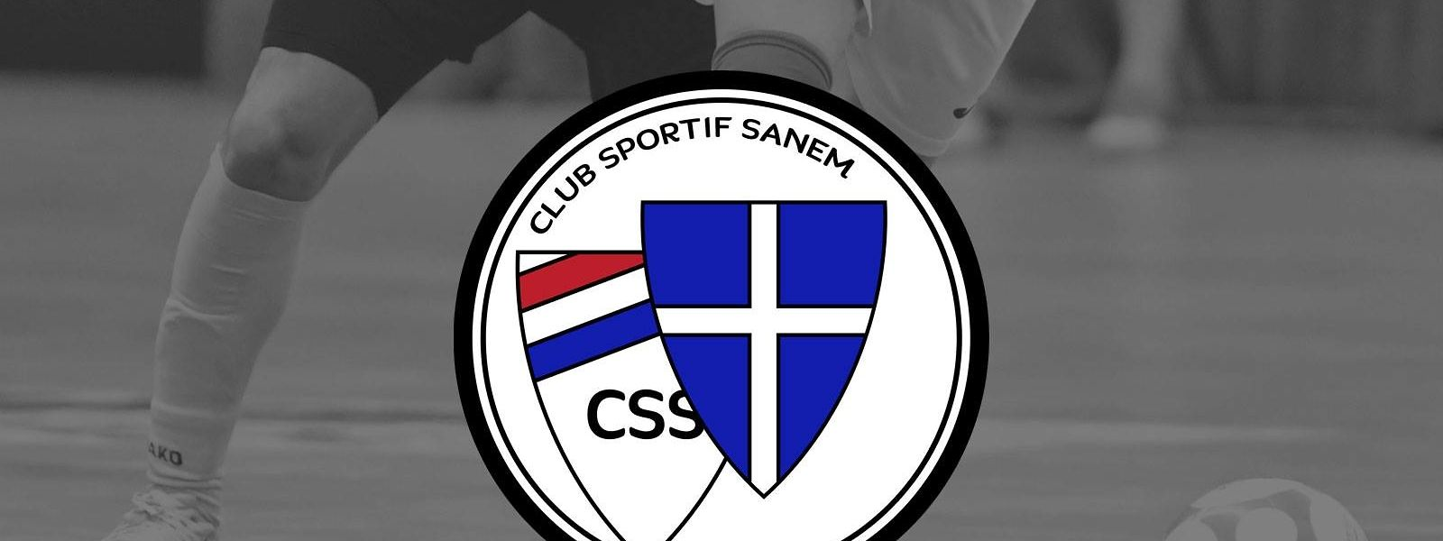 Le projet de la section futsal du CS Sanem est particulièrement ambitieux