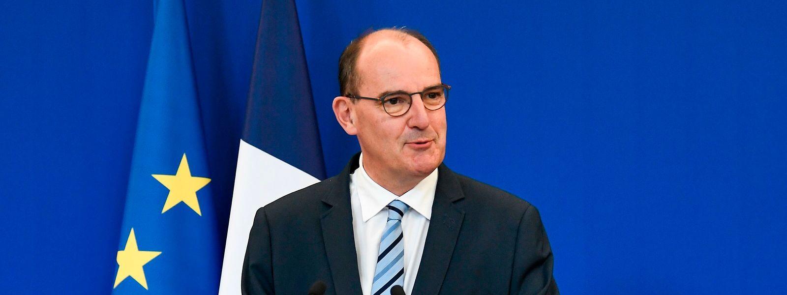 Le Premier ministre français Jean Castex espère que cette opération permettra la création de 160.000 emplois en 2021.