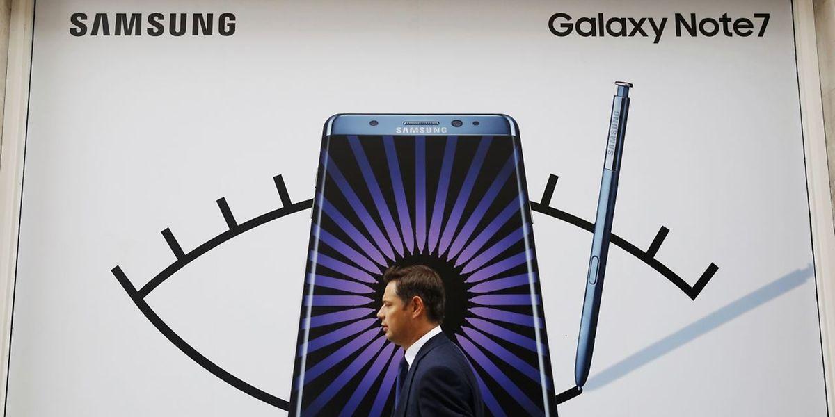 Sicherheitsprobleme beim Galaxy Note 7 haben eine beispiellose Rückrufaktion ausgelöst.