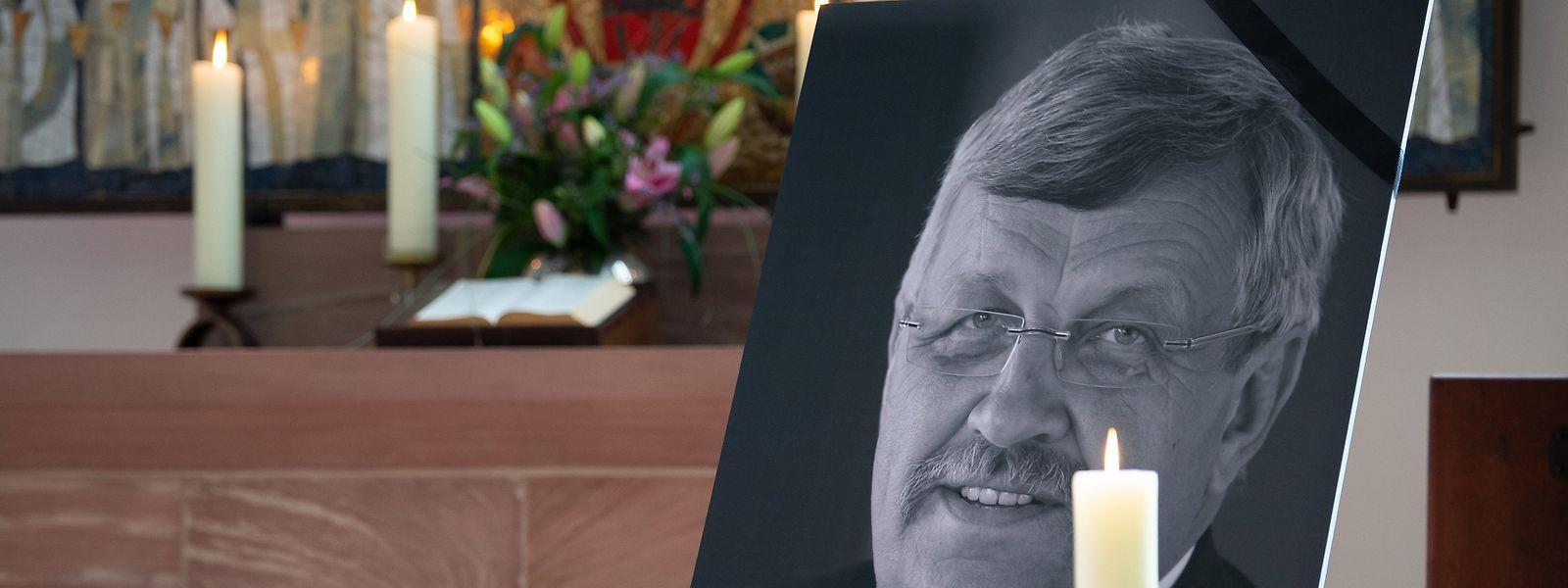 Der Kasseler Regierungspräsident Walter Lübcke (CDU) wurde am 2. Juni 2019 erschossen.