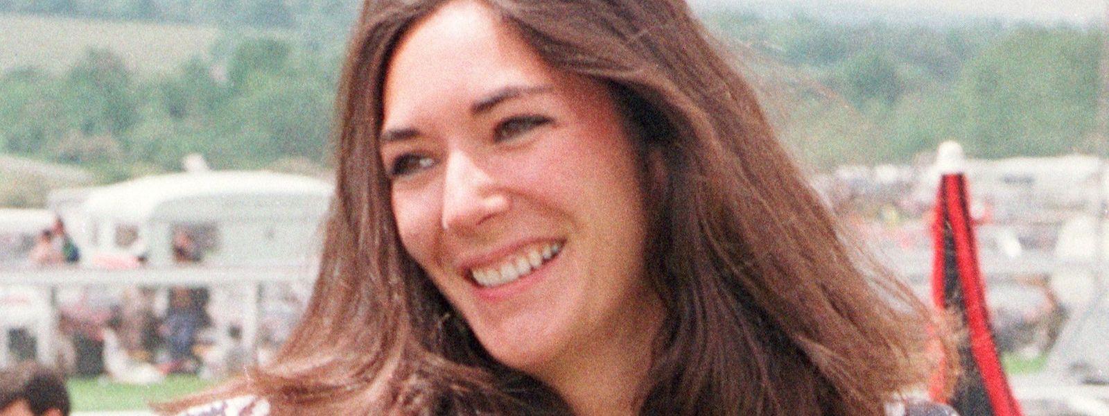 Ghislaine Maxwell, Tochter des Medienzaren Maxwell