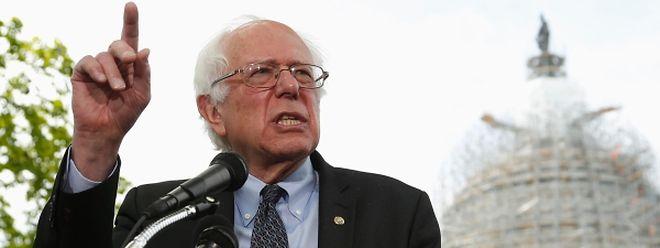 Bernie Sanders scheut sich nicht, gegen Hillary Clinton anzutreten.